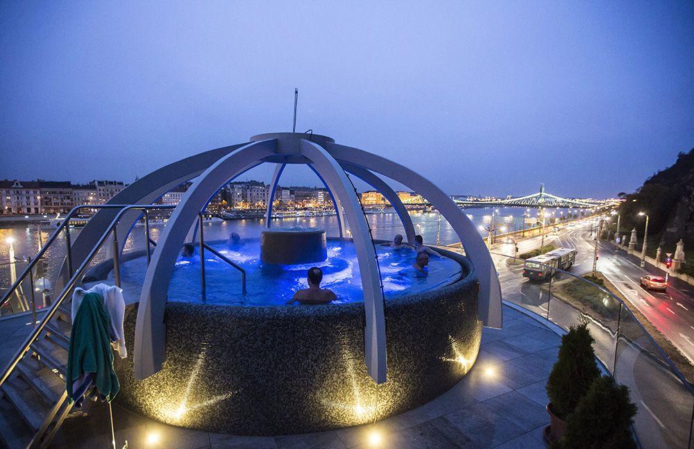 Rudas Baths Budapest Travel
