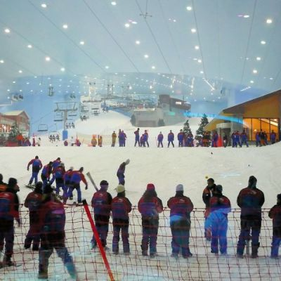 7 Ski Dubai