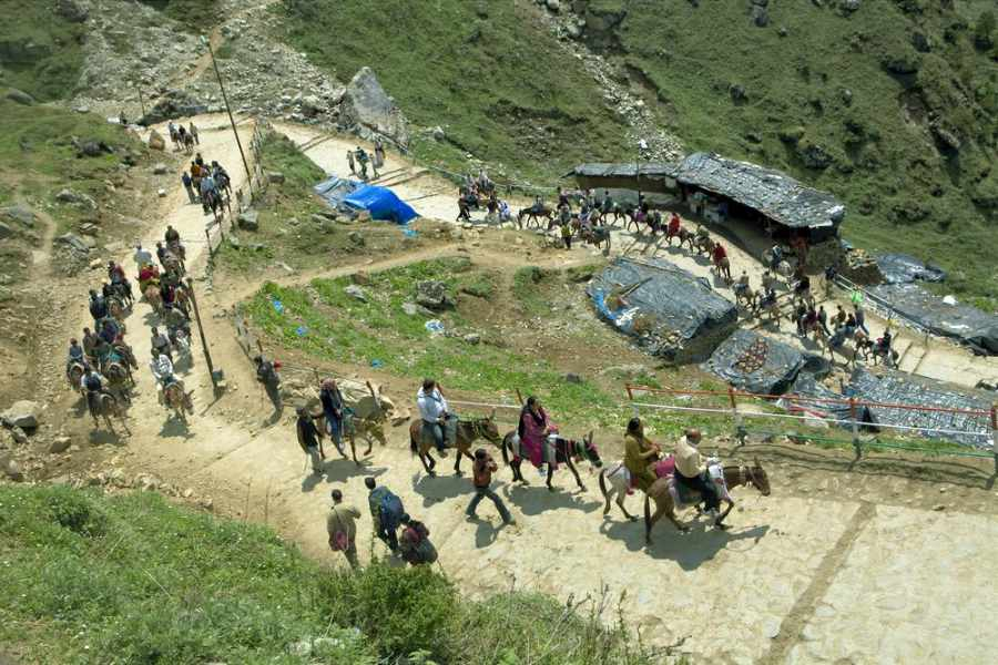 Kedarnath route